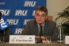 Олег Камберски – Международния съюз за автомобилен транспорт IRU