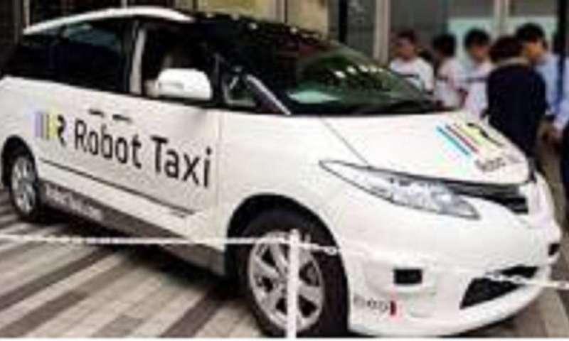Автономните таксита може да доведат до големи екологични и икономически изгоди
