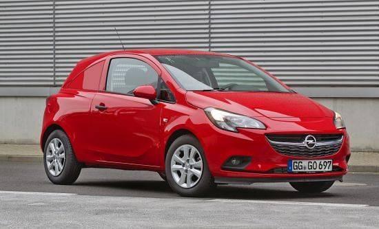 Новият Opel Corsavan чества световната си премиера на автомобилното изложение в Брюксел