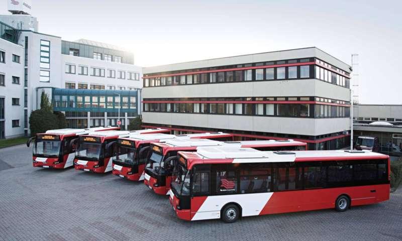 vdl citea lle buses for aachen vdl citea lle buses for aachen coaches and vans. Black Bedroom Furniture Sets. Home Design Ideas