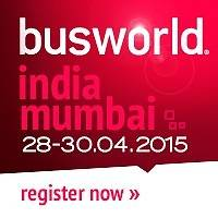 Busworld India 2015