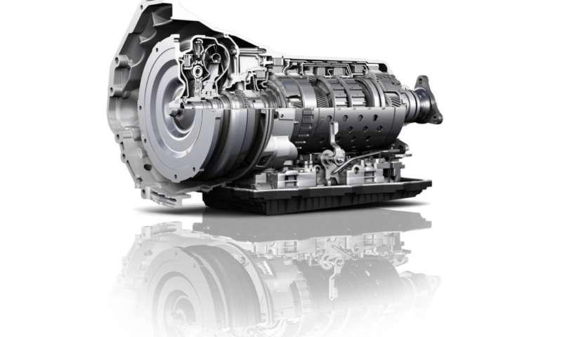 Motorsports Genes : Автоматичната трансмисия с 8 скорости на ZF