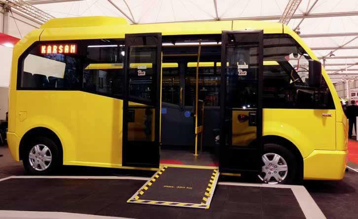 Busworld в турция