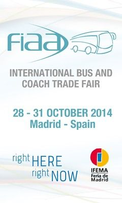 International Bus and Coach Trade Fair - FIAA