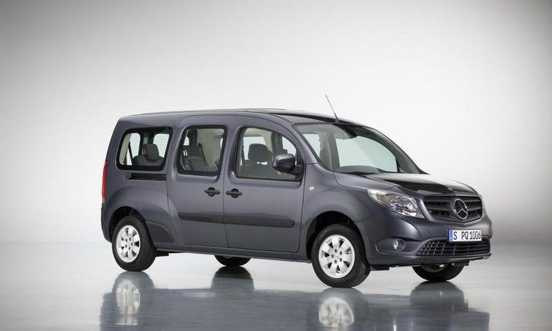MERCEDES-BENZ CITAN  ЕКСТРА ДЪЛГА ВЕРСИЯ С ДО СЕДЕМ МЕСТА