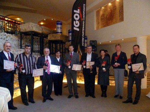 Пети Годишни национални награди  Автобусна фирма 2010 година
