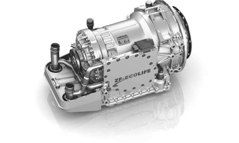 ZF-EcoLife automatic transmission