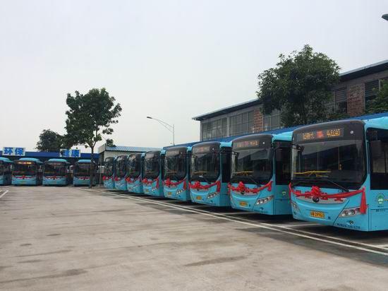 Продажбите на автобуси за нова енергия на Yutong нараснаха