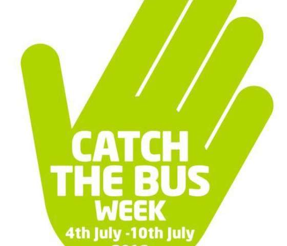 Catch the Bus Week campaign