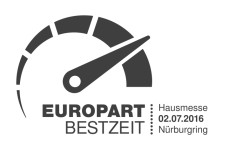 EUROPART In-House Exhibition at the Nürburgring