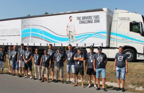 Новият шампион по икономично шофиране на камиони на България