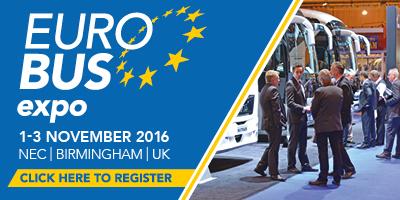 Euro bus expo - 2016