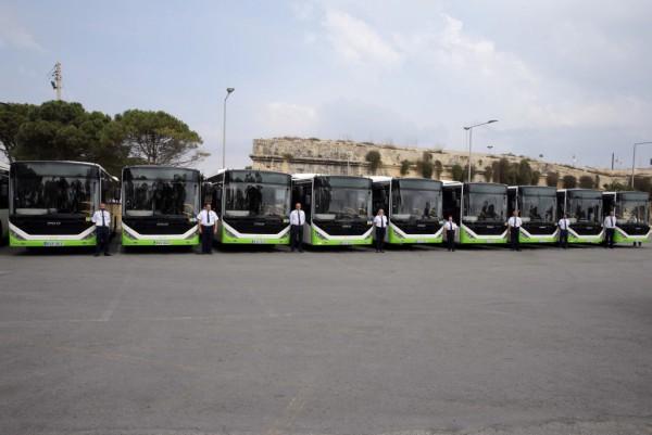 Malta gets 33 Otokar Kent buses