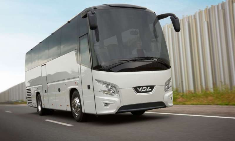3 VDL Bus & Coach premieres at IAA 2016