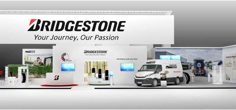 Bridgestone и Firestone Industrial Products  със съвместно участие на 66-тото издание на IAA Commercial Vehicles 2016