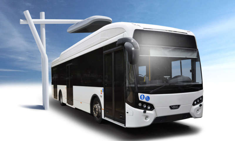 E-Mobility focus at InnoTrans in Berlin