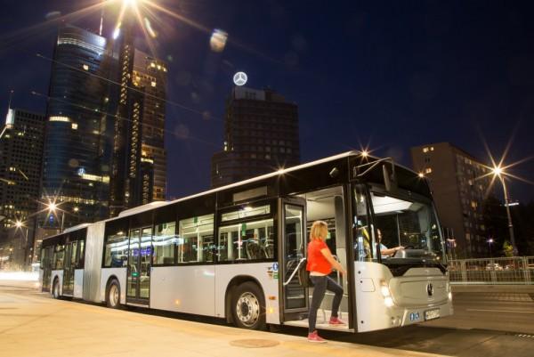 Новият Mercedes-Benz Conecto – автобус, който обслужва света
