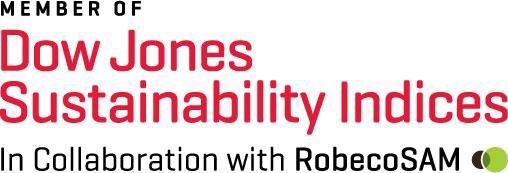 Bridgestone Corporation се класира в индексите за устойчиво развитие на Дау Джоунс