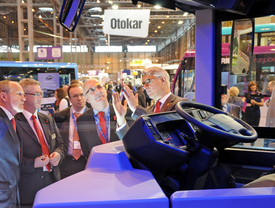 Bus and coach industry gears up for Euro Bus Expo 2016