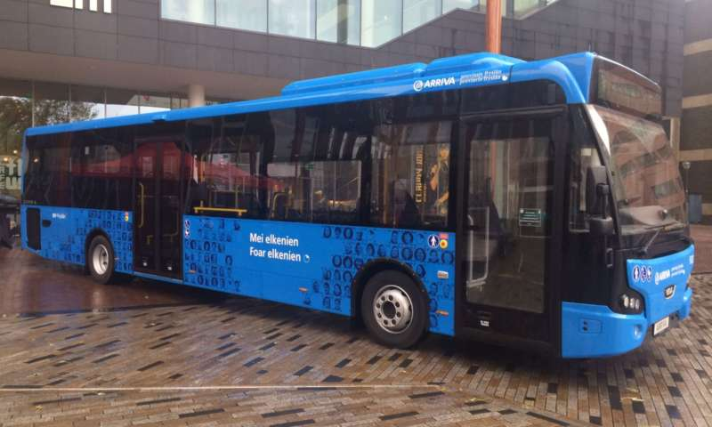 VDL Bus & Coach с мегапоръчка: 228 автобуса Citea за Arriva Netherlands