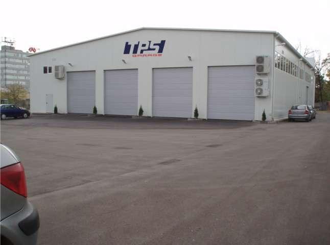 TPS Garage – Нов сервиз за товарни автомобили, ремаркета, автобуси и микробуси