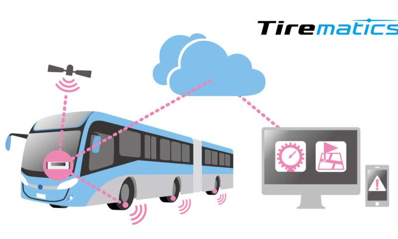 Bridgestone  демонстрира  предимствата на Tirematics
