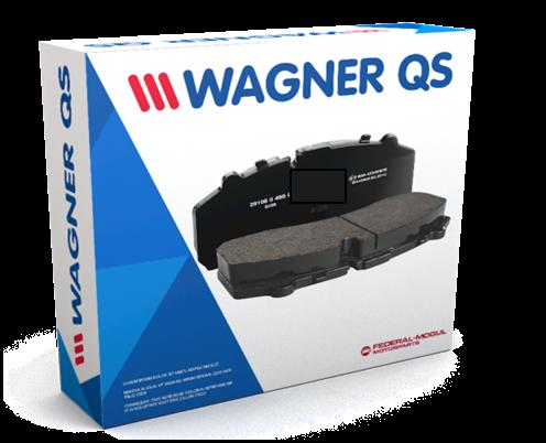 Federal-Mogul Motorparts представя среден клас дискови накладки за след продажбено обслужване Wagner QSTM