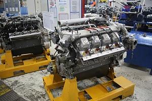 KAMAZ с нов линеен двигател през 2017 година