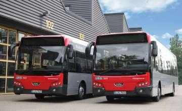 Rheinbahn поръчва още 80 автобуса Citea LLE на VDL