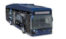 Eлектрическият автобус Avenue на Temsa