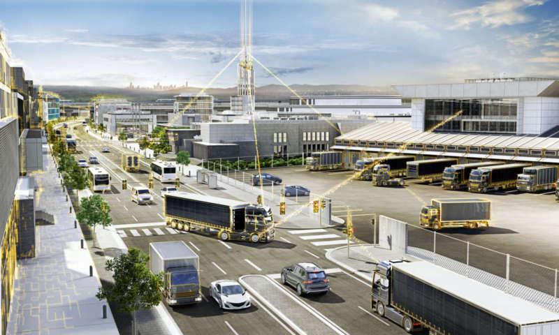 Бъдещето на автомобилна индустрия –представено по време на CES