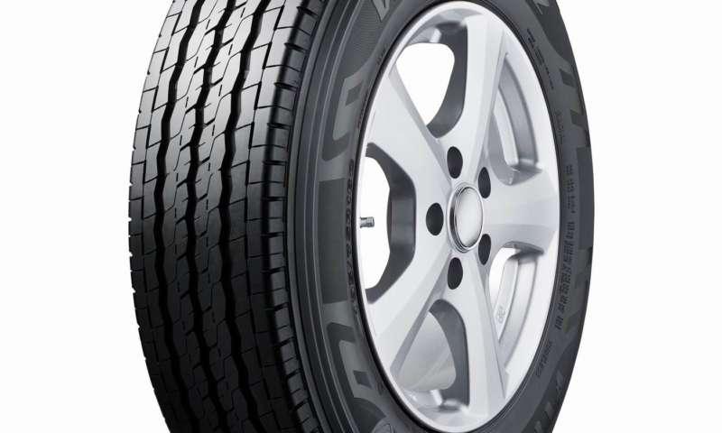 Новите гуми Firestone Vanhawk 2