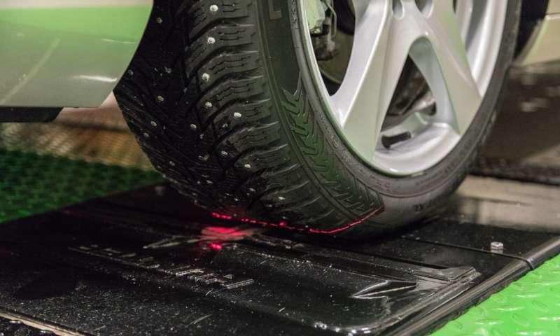 Новата революционна технология SnapSkan на Nokian Tyres