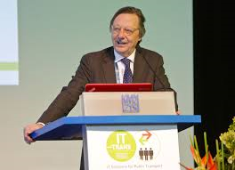 Interview with UITP Secretary General, Alain Flausch