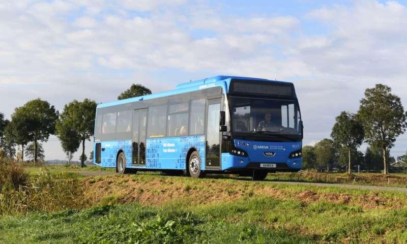 VDL Bus & Coach доставя 62 автобуса Citea за холандската Arriva Nederland