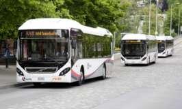 Big sales of Volvo Hybrid Buses