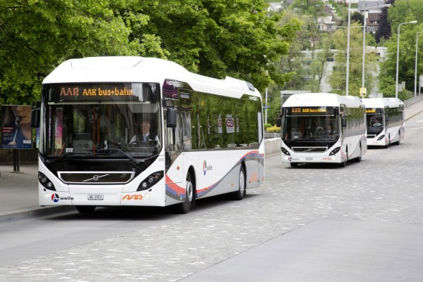 Big sales of Volvo Hybrid Buses