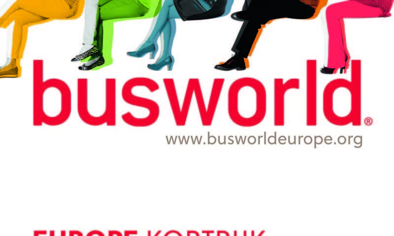 BUSWORLD – EUROPE KORTRIJK 20-25 OCT 2017