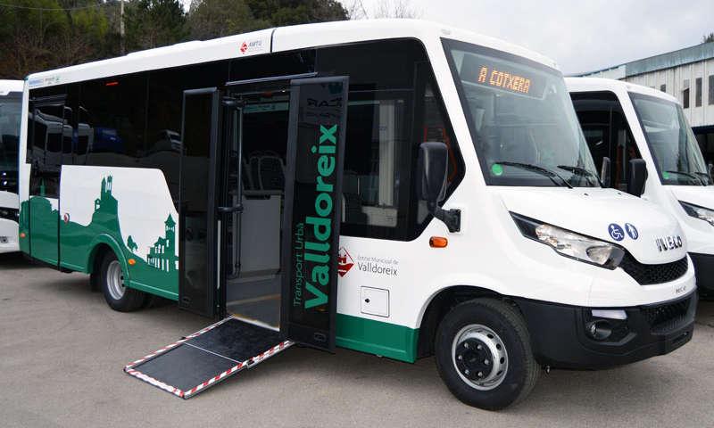 INDCAR е разработила нов градски микробус за специална обществена услуга в Испания