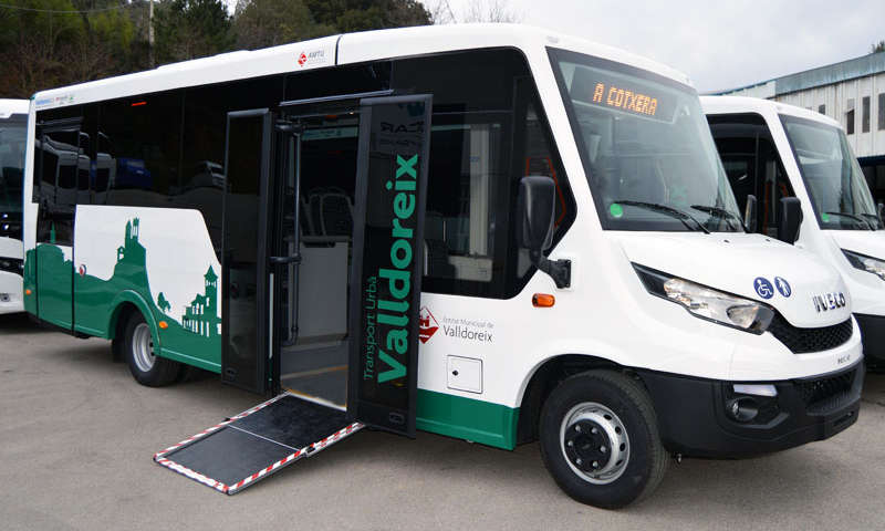 INDCAR with a new urban microbus