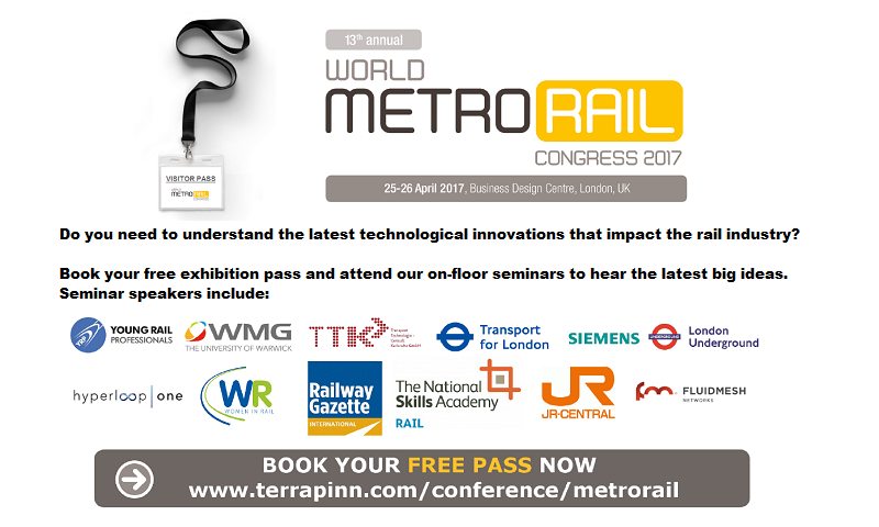 World Metrorail Congress 2017