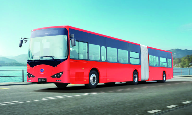 What to expect from the BYD electric bus?