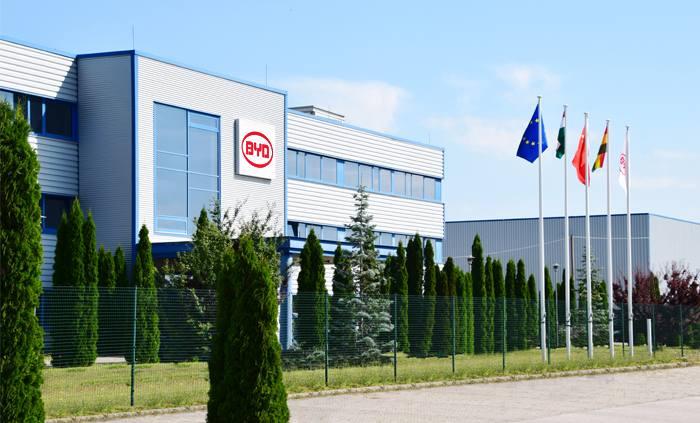 BYD открива завод за електрически автобуси в Унгария