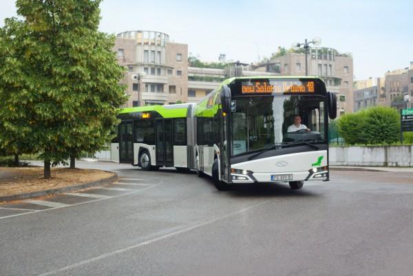 Solaris стъпва на холандския пазар за автобуси