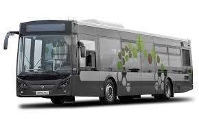 Avenue IBUS, първият турски умен автобус, разработен от TEMSA