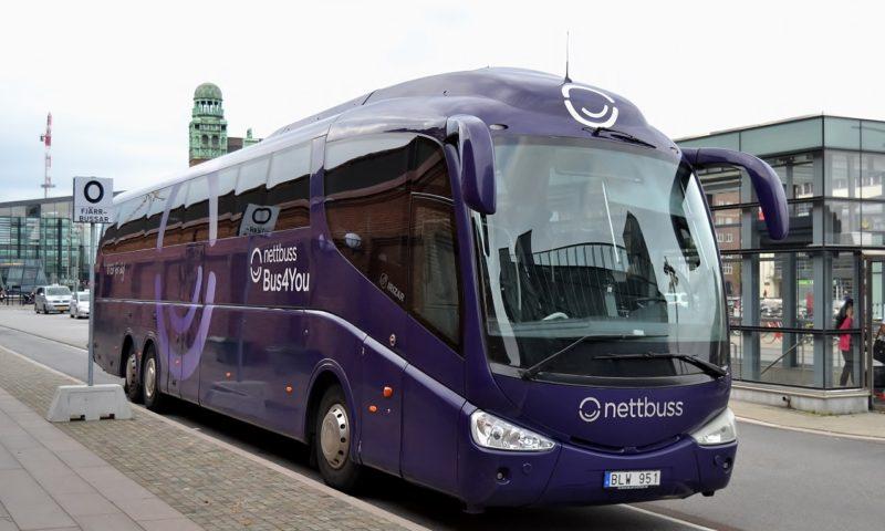 Пазарът за  обществен транспорт в Скандинавия