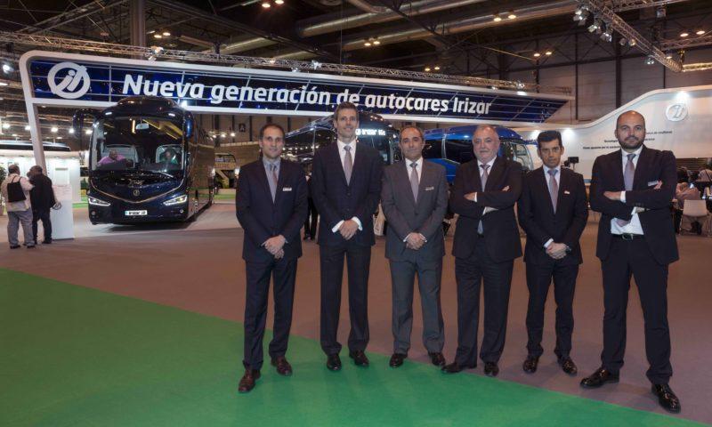 Ново поколение градски и туристически автобуси на Irizar на FIAA 2017