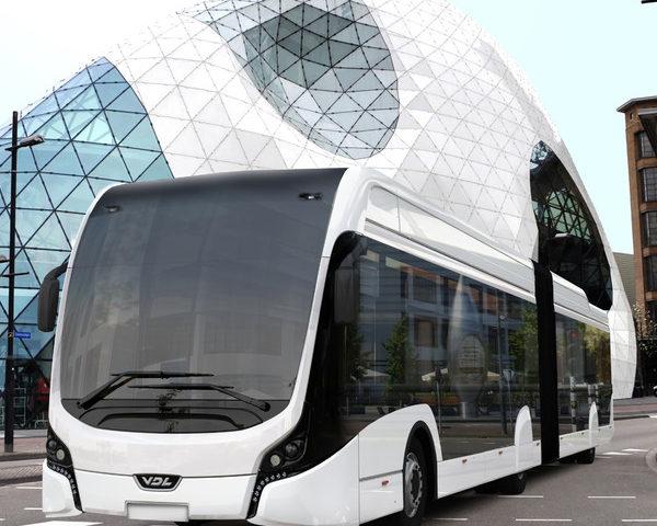 VDL получава поръчка за най-големия парк от електрически автобуси в Европа