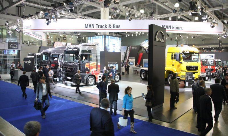 COMTRANS става водещото изложение за търговски превозни средства не само в Русия и ОНД, но и в Европа