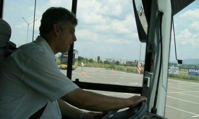 Проблемът с недостига на шофьори